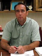 Warren Woodrow Superintendant, West Jasper Consolidated School District
